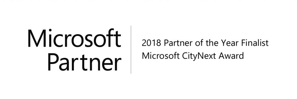 2018 - Microsoft Award Finalist